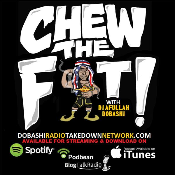 Chew the Fat-Diafullah Dobashi