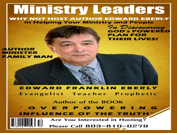 YOU WERE HEALED PART2 WITH EVANGELIST PROPHET EDWARD EBERLY