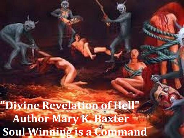 Soul Winning And Divine Revelation Of Hell 0524 By Gatekeepers
