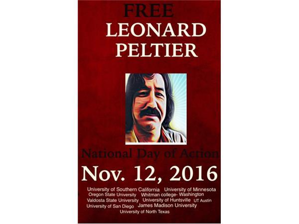 National Free Leonard Peltier Day