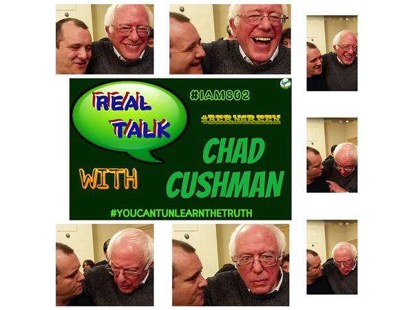 Real Talk With Chad Cushman (Episode 34)