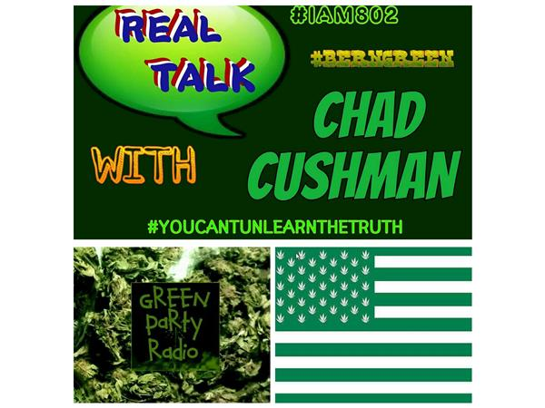 Real Talk With Chad Cushman (Episode 33)