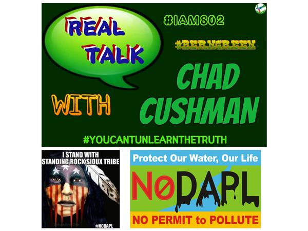 Real Talk with Chad Cushman (Episode 36)