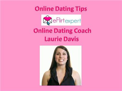 Laurie Davis online dating expert