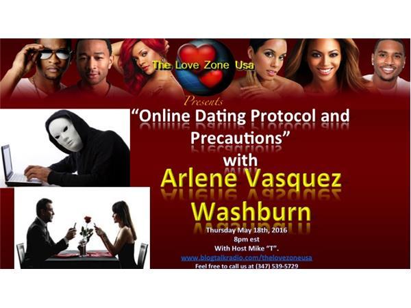Internet dating protocol