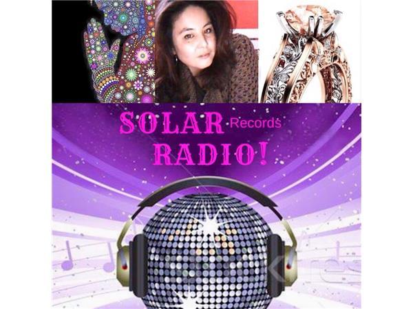 Solar Records Radio/Otis Williams of The Temptations/Host DA