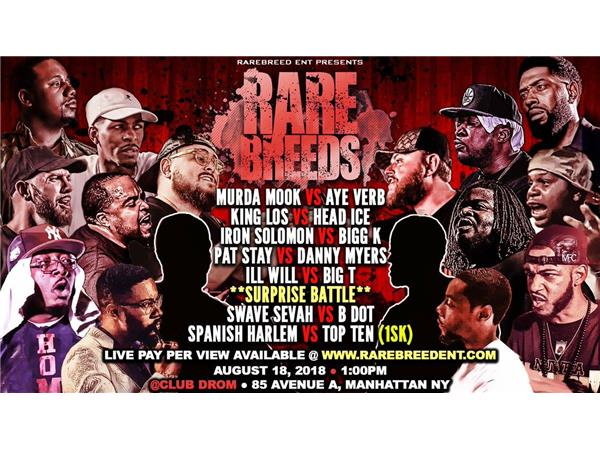 A RARE BREED WEEKED 08/17 by HOLD THIS L RADIO | Entertainment