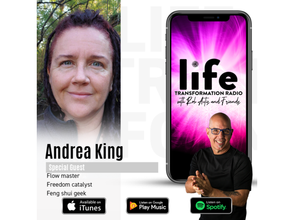 Getting Out Of Your Own Way With Andrea King