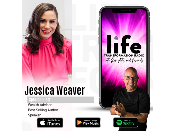 Embracing Your Higher Power With Jessica Weaver