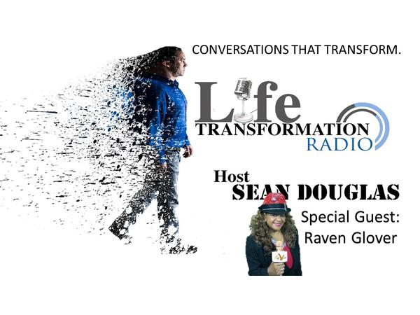 """Amazing Women Of Power with Raven """"The Talk Show Maven"""" Glover"""