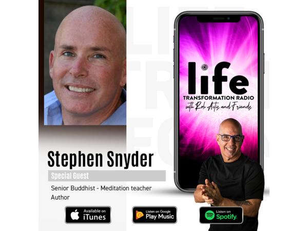Spiritual Mentorship With Stephen Snyder