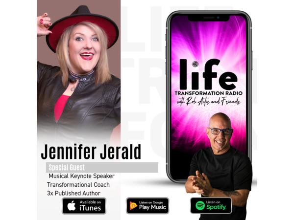 Turn Fear into Focus With Jennifer Jerald