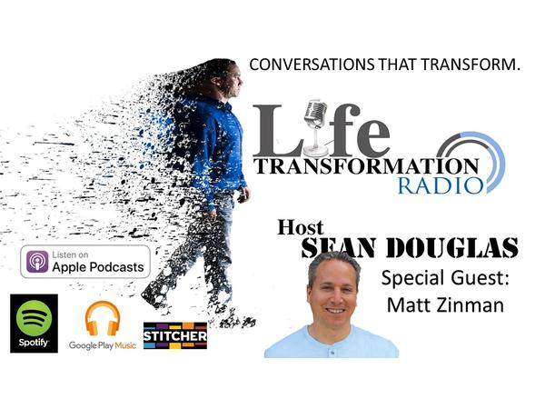 Insights To Live By with Author & Podcast Host Matt Zinman