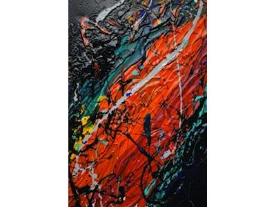 Holly Stephey And Richard Grieco Art Music And More 1221 By
