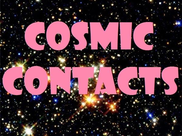 Cosmic Contacts with Pam and Troika St Germain Mystical