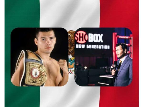 """El Diamante"" Raul Marquez - Former IBF World Champion"
