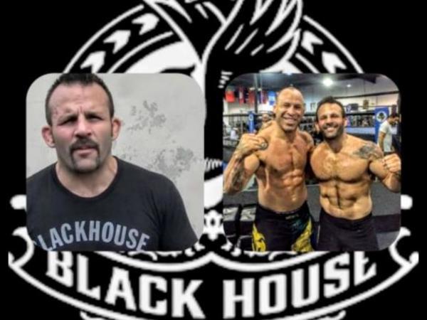 Coach Kenny Johnson from Black House MMA