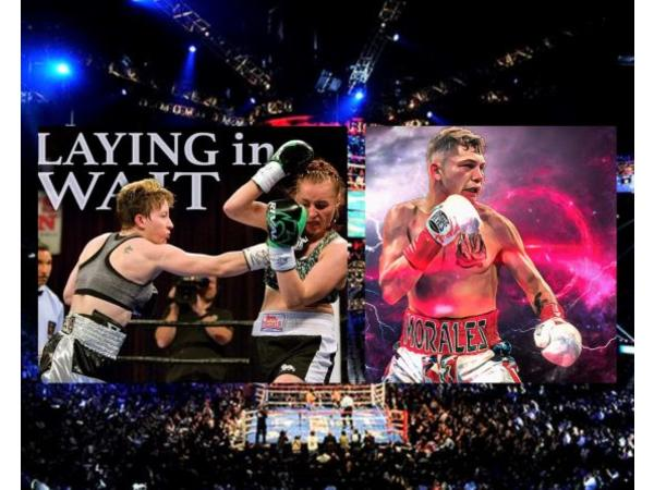 """Champ Layla McCarter """"Amazing""""- Victor Morales Jr. Prodigy on the Rise"""