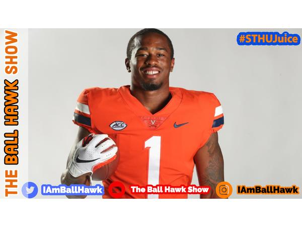 new style 48f32 bfe4e The Ball Hawk Show Podcast: Hoos On The Line w/ Jordan Ellis ...