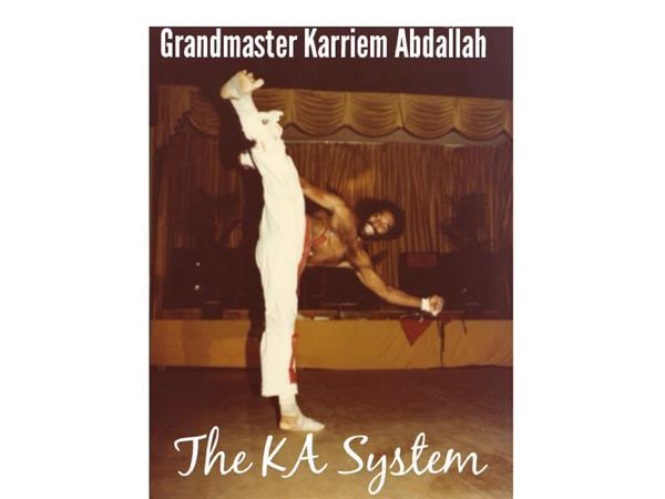 Noi Series Karriem Abdallah Martial Arts Champion And
