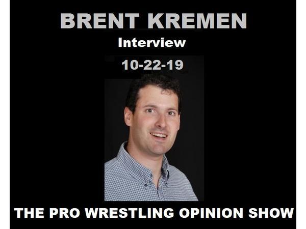 Brent Kremen Interview 10/22/19 pt 2 of 2