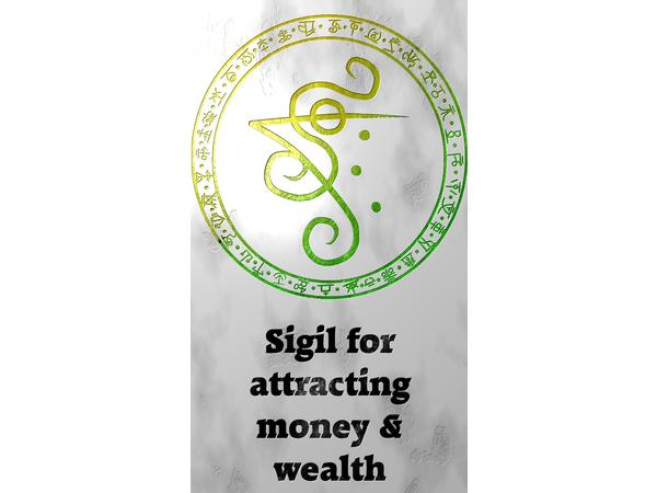 Sigils For Wealth