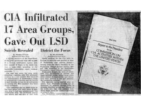 MK-ULTRA Top-Secret CIA Project, Experiments, Drugs and Mind Control