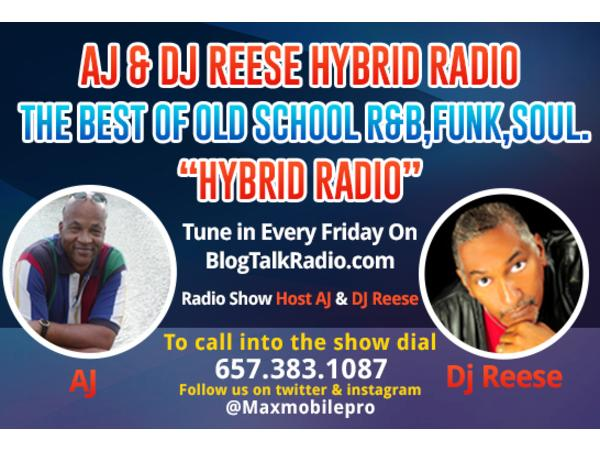 AJ & DJ Reese play the best of Old School Music from back in the day