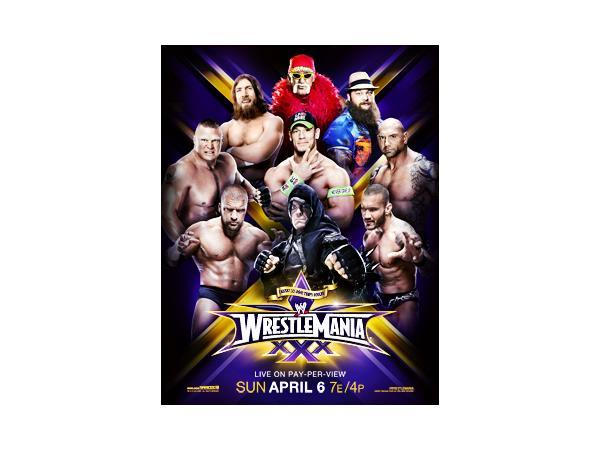 TCH LIVE Wrestlecast - Wrestlemania XXX Post Show 04/06 by Mark Radulich    Wrestling