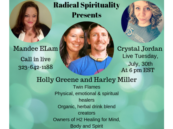 Radical Spirituality 07/30 by Heart Over Ego Radio   Spirituality