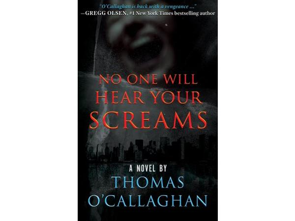 ImaginePublicity on Air: Thomas O'Callaghan, No One Will Hear Your Screams