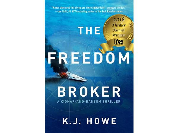 ImaginePublicity on Air: K.J. Howe, Author & Director of THRILLERFEST!