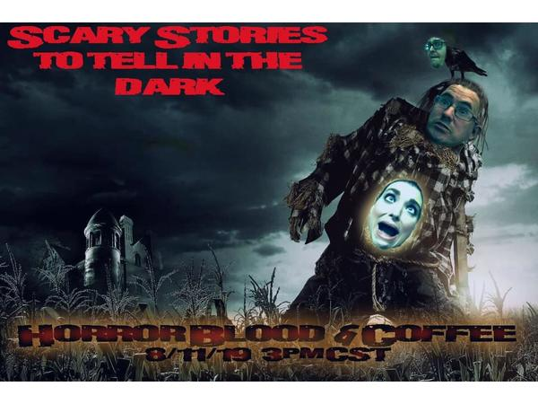 Episode 10: Scary Stories to tell in the dark 08/11 by Horror Blood