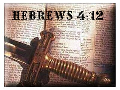 Remember the Bible Challenge Hebrews 4:12 week 2 Bible Study