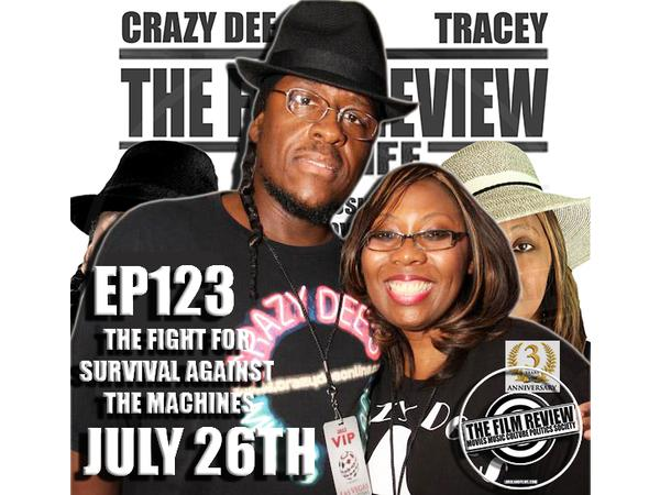 THE FIGHT FOR SURVIVAL AGAINST THE MACHINES | #TFRPODCASTLIVE EP123