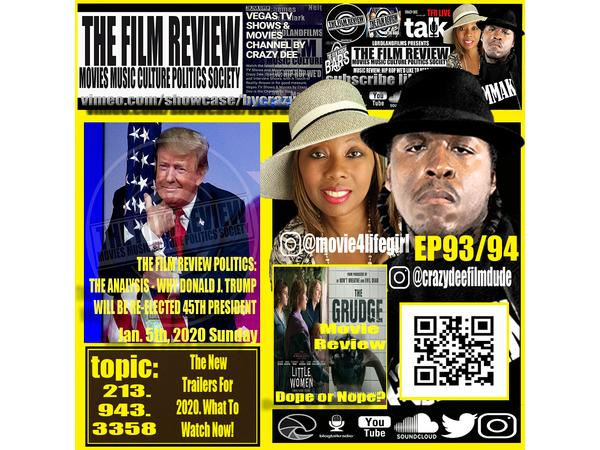 TFR EP93/94 - THE REASONS WHY DONALD J. TRUMP WILL BE RE-ELECTED 45TH PRESIDENT