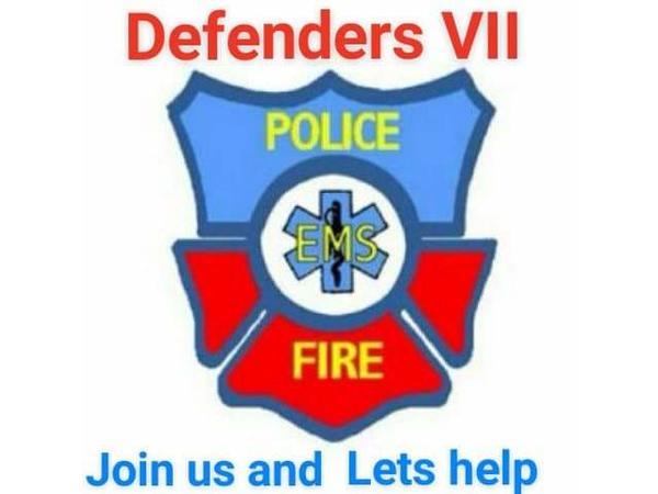 DEFENDERS VII MEDICAL Mondays AUGUST 26, 2019 8PM-10PM