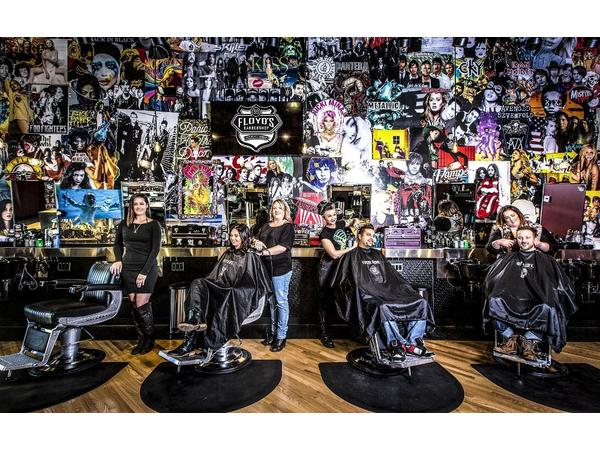 Franchise Interviews Meets with the Floyd's 99 Barbershop Franchise Opportunity