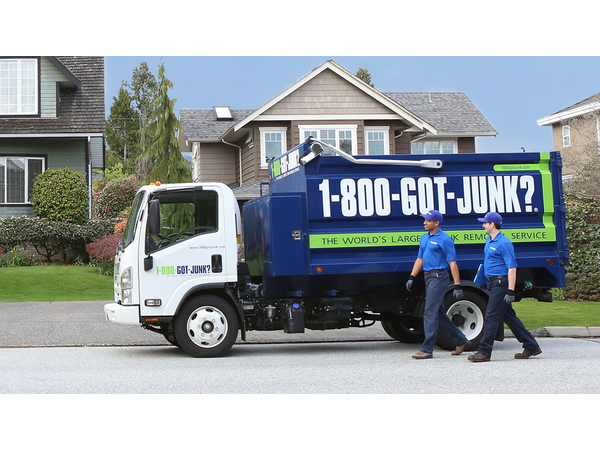 Franchising the Junk Removal Industry -Primetime Edition of Franchise Interviews
