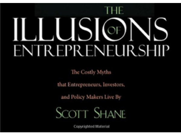 An Evening with Entrepreneurial Expert and Author Dr. Scott Shane
