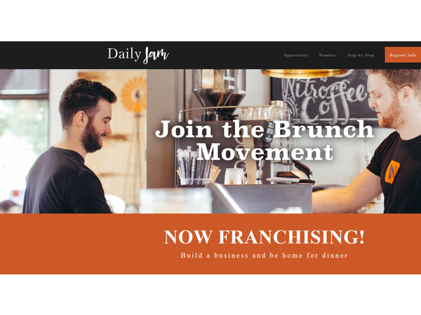 Franchise Interviews Meets with the Daily Jam Franchise Opportunity