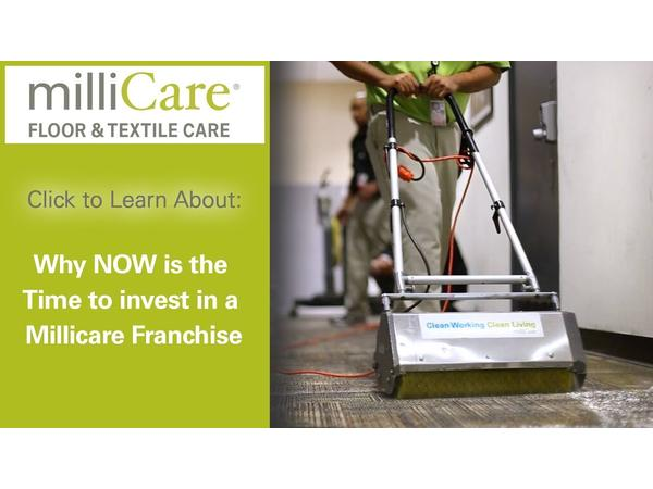 The milliCare Franchise Opportunity Meets with Franchise Interviews