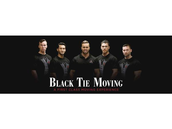 Franchise Interviews Meets with the Black Tie Moving Franchise