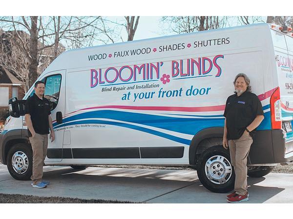 Kelsey Stuart, CEO of Bloomin' Blinds on Franchise Interviews