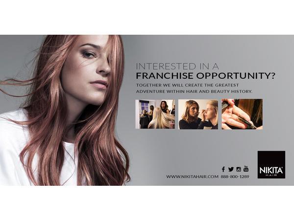 Franchise Interviews Meets  Inger Nicolaisen, Founder of  Nikita Hair Franchise