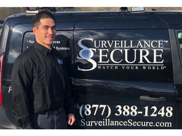 Jason Bimber, Veteran and Entrepreneur of Surveillance Secure