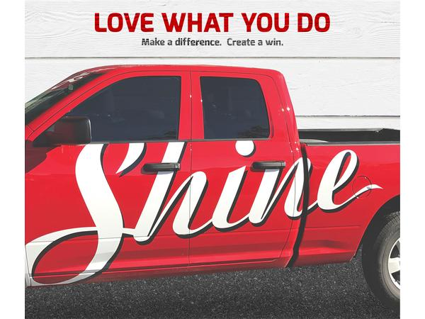 Franchise Interviews Meets with the Shine Franchise Opportunity