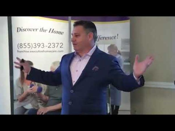 An Evening with Franchise Expert, Consultant and Author Tom Scarda