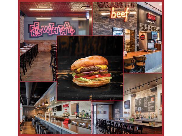 Franchise Interviews Meets with the DMK Burger Bar Franchise Opportunity