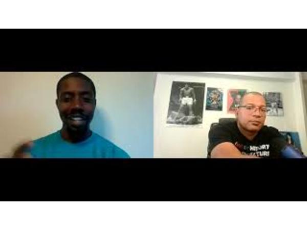 State of The Black Race Conference, Heka Ma'at Kemet speaks with Michael Imhotep
